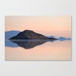 Salar de Uyuni 3 Canvas Print