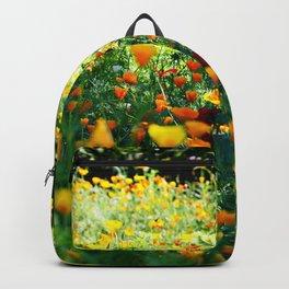 full of flower power Backpack