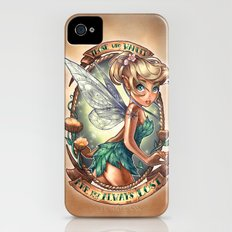 Those Who Wander Are Not Always Lost Slim Case iPhone (4, 4s)
