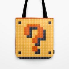 Curiouser Tote Bag