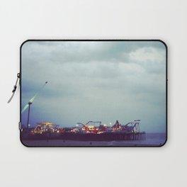 Casino Pier Laptop Sleeve