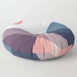 Geometric 1706 Floor Pillow