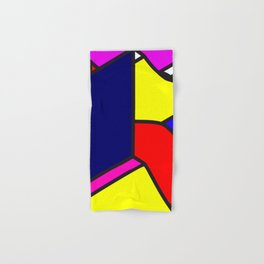 Abstract Art #4 Hand & Bath Towel