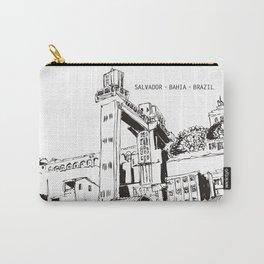 Salvador - Bahia - Brazil Carry-All Pouch