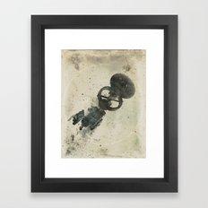 Spacedust Framed Art Print