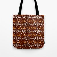 insect Tote Bags featuring INSECT by tr1com