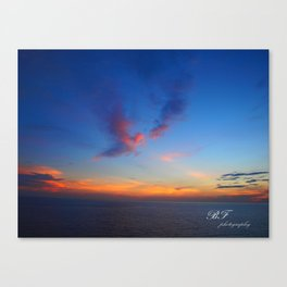 Angel of the Morning Canvas Print