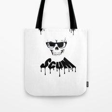 DIE HIPSTER SCUM Tote Bag