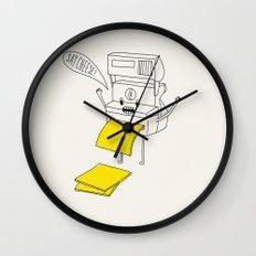 polaroid camera Wall Clock