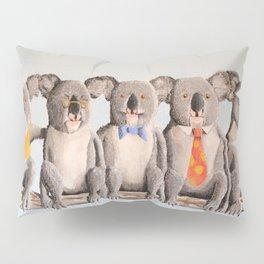 The Five Koalas Pillow Sham