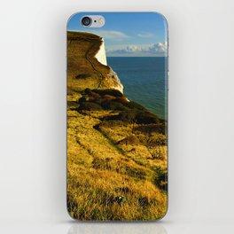 Drop Off Dover iPhone Skin