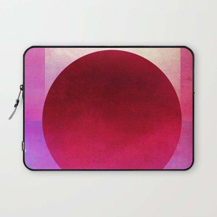 Circle Composition XII Laptop Sleeve