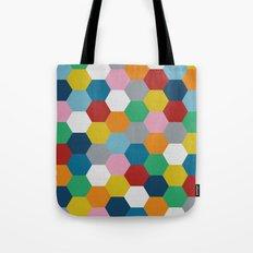 Honeycomb 2 Tote Bag