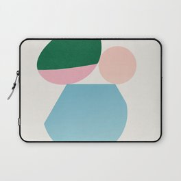 Abstraction_Balances_002 Laptop Sleeve