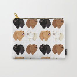 Chow Chow Carry-All Pouch