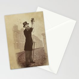 Vintage Selfie Stationery Cards