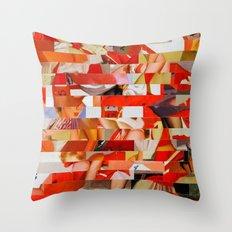 Sanrio Mustang Ranch (Provenance Series) Throw Pillow