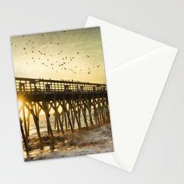 Morning Catch Stationery Cards