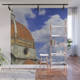Duomo's Cupola - Florence Wall Mural