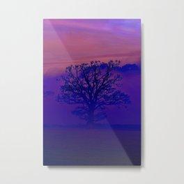 Fog 1 Metal Print