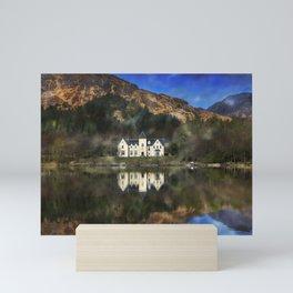 Loch Shiel Mini Art Print