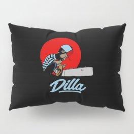 J Dilla Pillow Sham