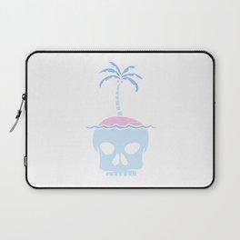 Skull Island – Pastel Laptop Sleeve