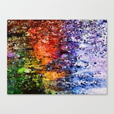 Puddle Canvas Print