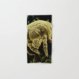 Yellow mite (Tydeidae) Hand & Bath Towel