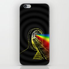 The Left Hand of Darkness (Variations) iPhone & iPod Skin