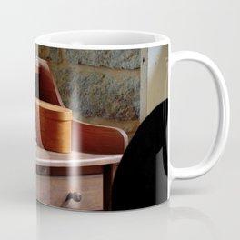 Antique Desk Scene Coffee Mug