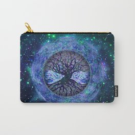 Earth Circle of Light Carry-All Pouch