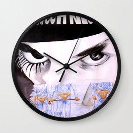 La Naranja Mecánica Wall Clock