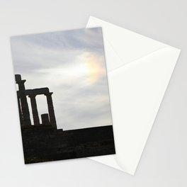 Cape Sounio 5 Stationery Cards