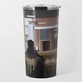 Coffee at Fallon and Byrne, Dublin Travel Mug