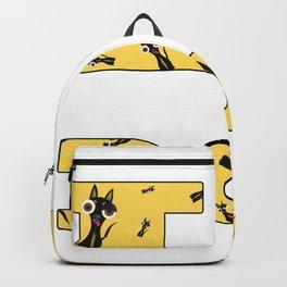 I LOVE DOG Backpack