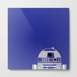 Artoo R2-D2 Metal Print