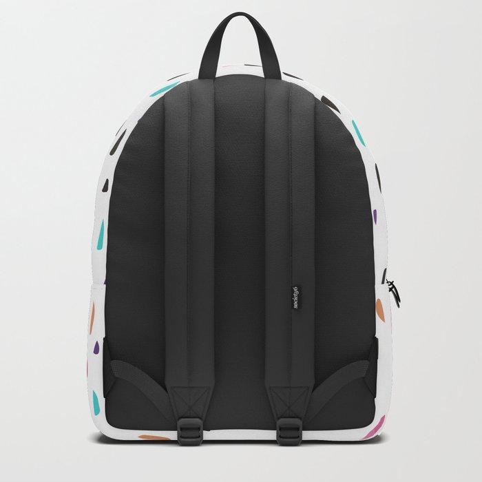 spiky tips Backpack
