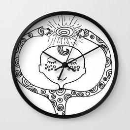 Your sun Wall Clock