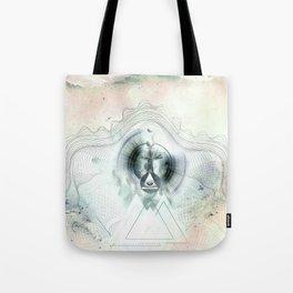 Encircles the world Tote Bag