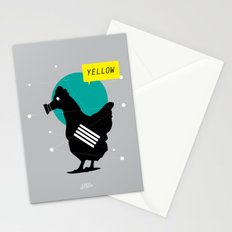 Stop Staring at my Cock Stationery Cards