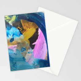 Impasto II Stationery Cards