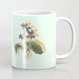 Provincial Flowers - New Brunswick Coffee Mug