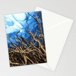Mar profundo Stationery Cards