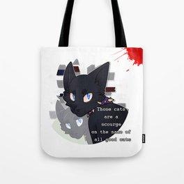 Scourge  Tote Bag