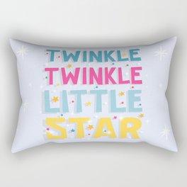Twinkle Twinkle Little Star Rectangular Pillow