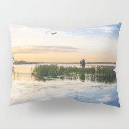 Haapslau and Baltic sea Pillow Sham