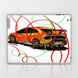 Very Fast and Very stylish !! Laptop & iPad Skin