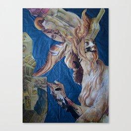 PRINTEMPS Canvas Print