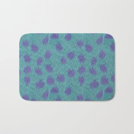 Sully Fur Monsters Inc Inspired Bath Mat